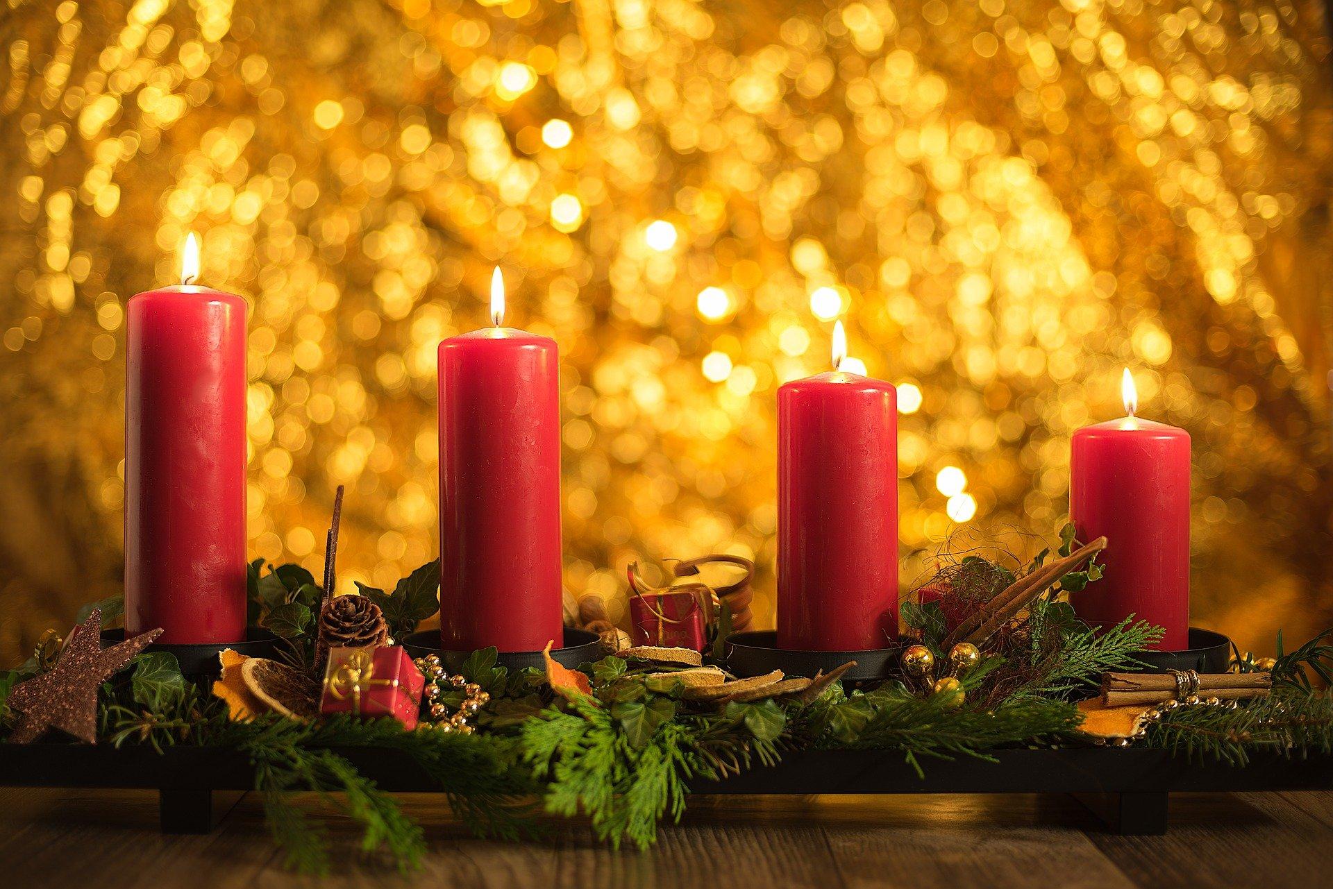 Áldott advent negyedik vasárnapját kívánunk!