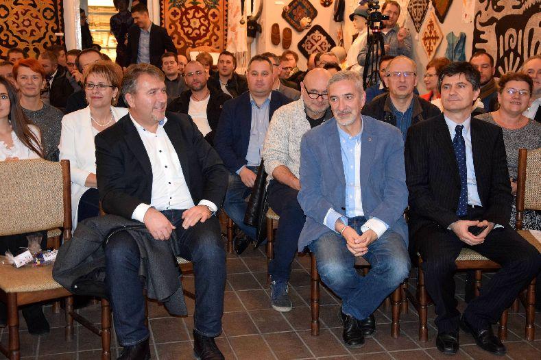 Mikepércs a Városok-Falvak Szövetségének találkozóján