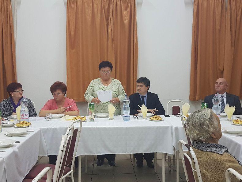 Budai Imre az új elnöke az Őszidő Nyugdíjas Klubnak