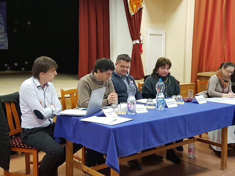 Mikepércs Községi Önkormányzat képviselő-testületének közmeghallgatással egybekötött képviselő-testületi ülése