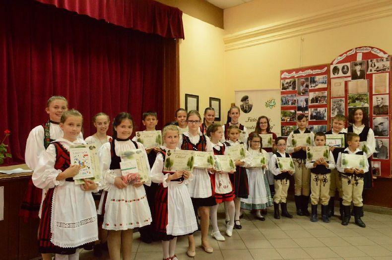 Iskolai versenyeredményeink Nagygalambfalváról