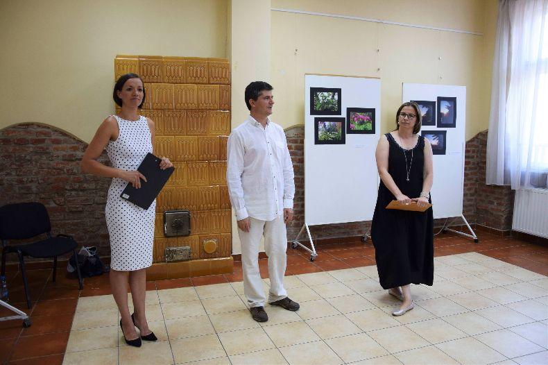 Kiállítás helyi fotósok alkotásaiból