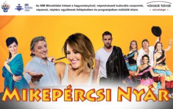 Mikepércsi Nyár 2018 - Falunap