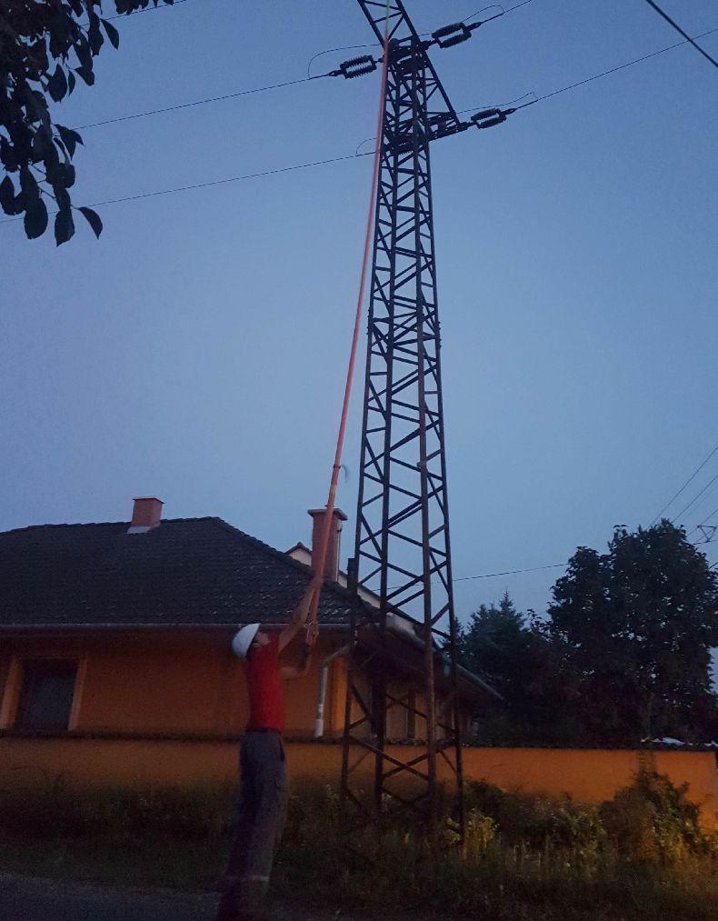 Rendkívüli áramkimaradás oka