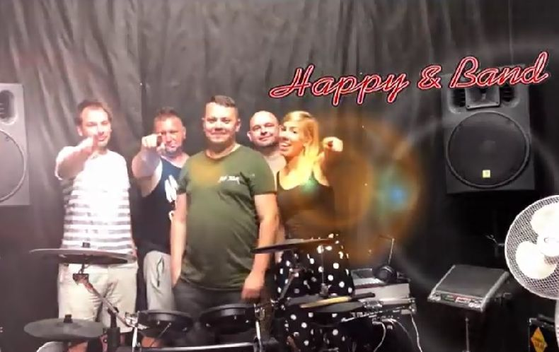 Mikepércsi Nyár 2018 - Happy & Band