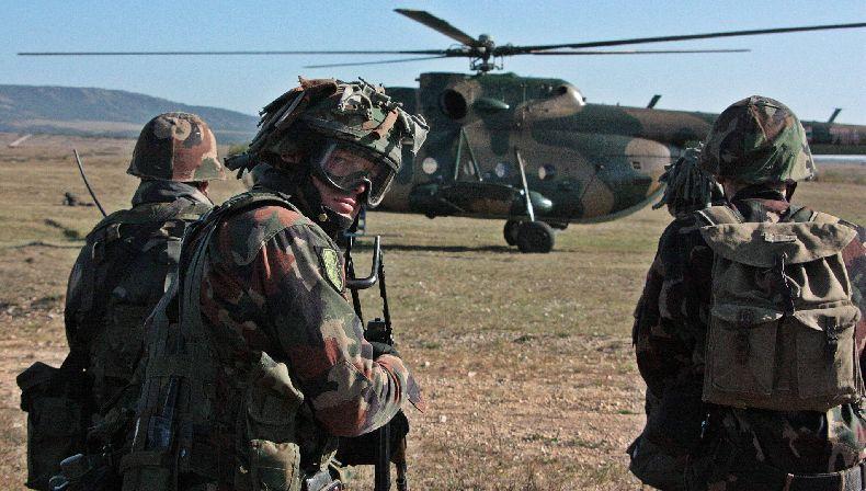 """Katonai toborzás - Lehetőségek a seregben, avagy """"seregnyi lehetőség"""""""