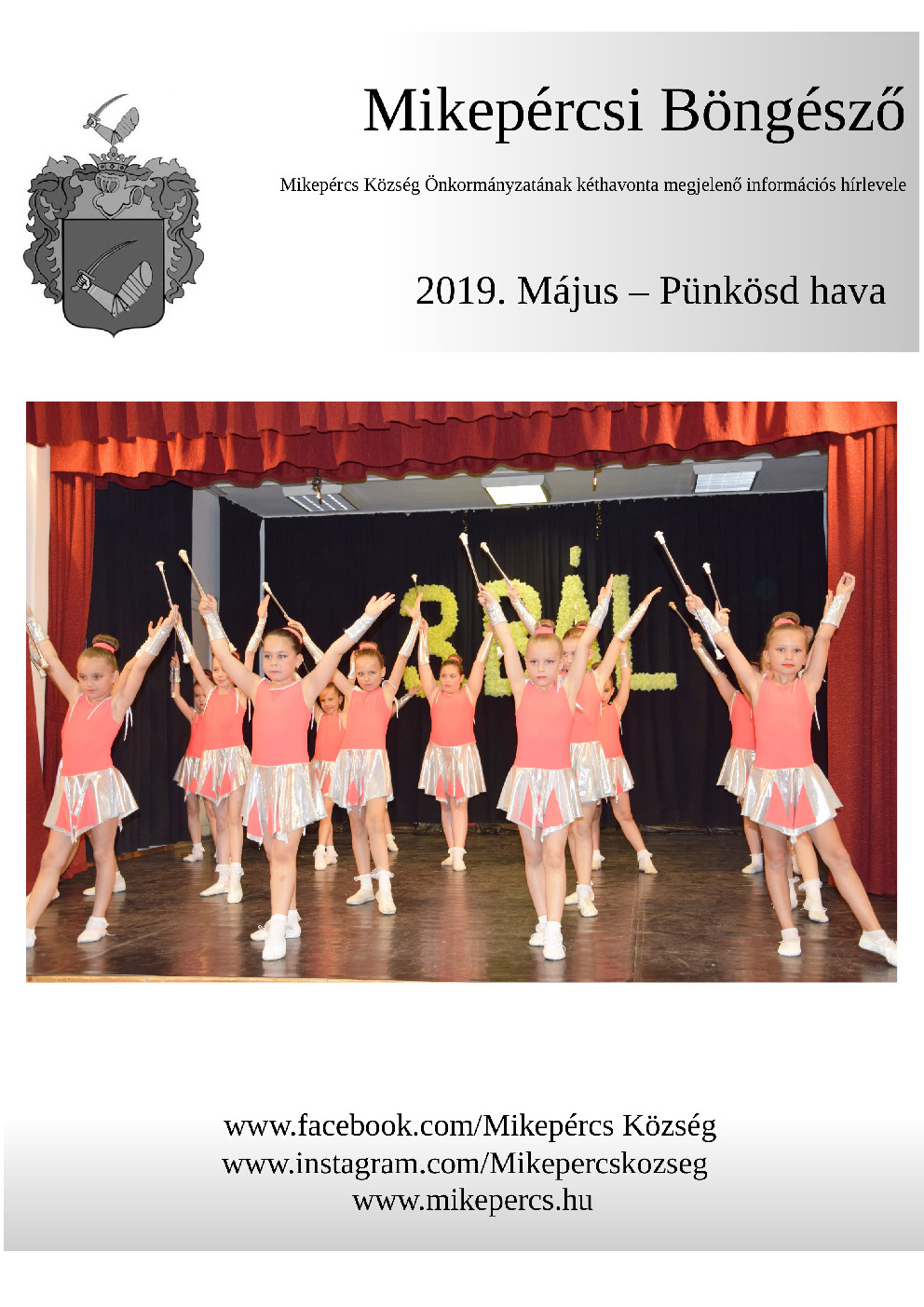 Mikepércsi Böngésző 2019. Május