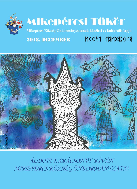 Mikepércsi Tükör 2018. December