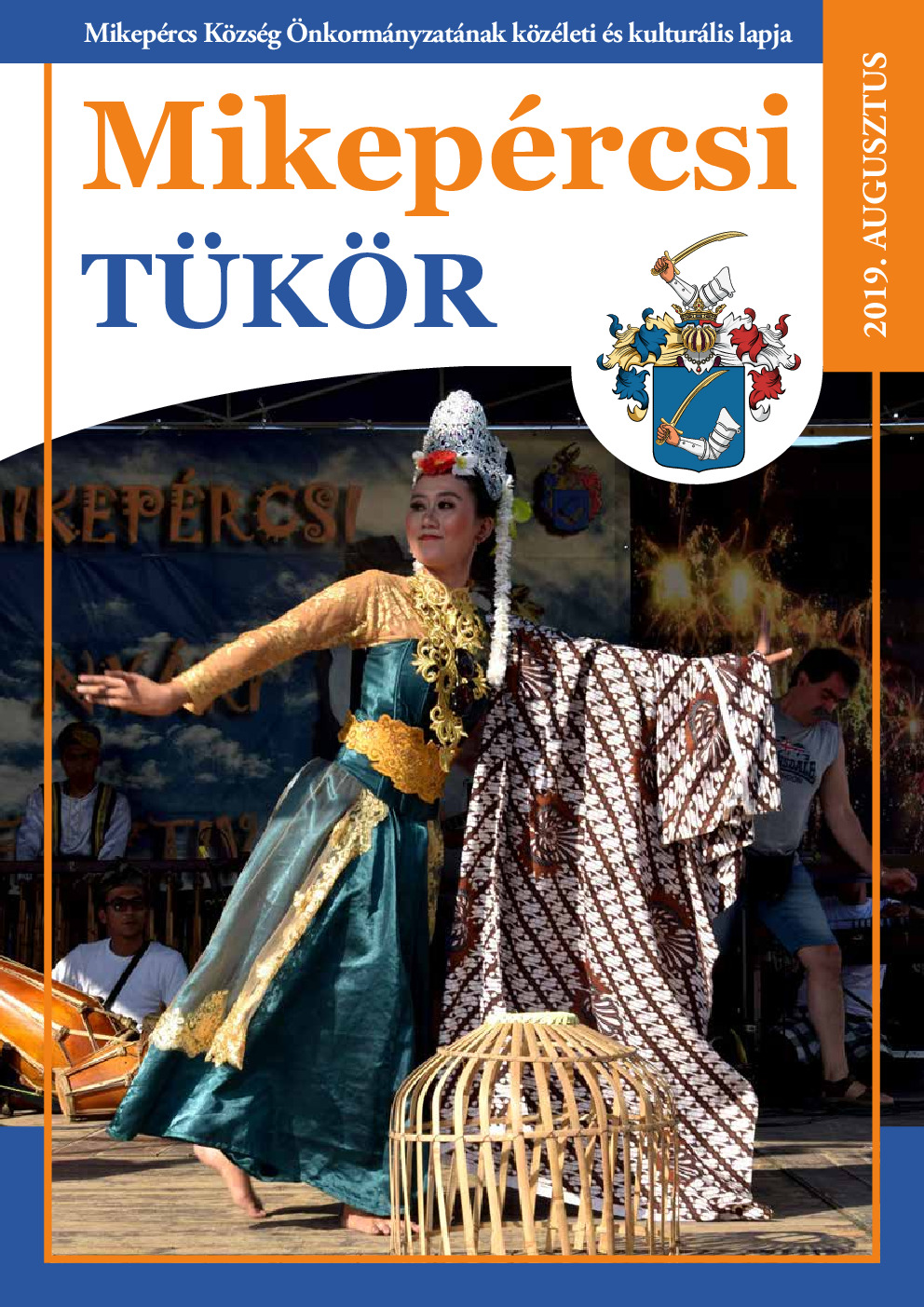 Mikepércsi Tükör 2019. Augusztus