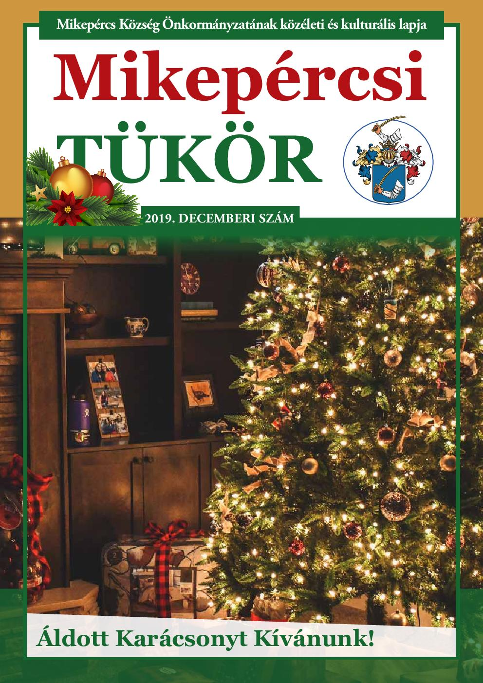 Mikepércsi Tükör 2019. December