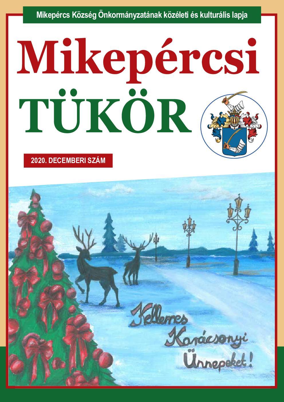 Mikepércsi Tükör 2020. december